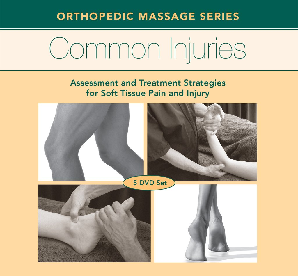 Common Injuries 5-Disc Series