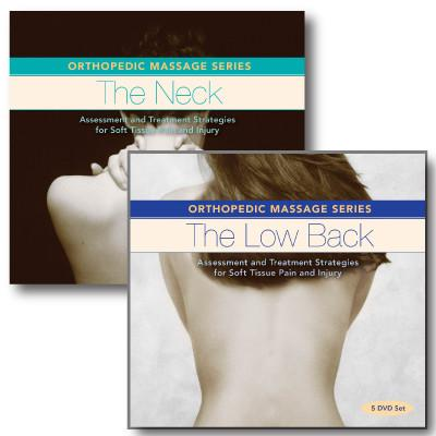 The Low Back & The Neck Series: Special Combined Discount